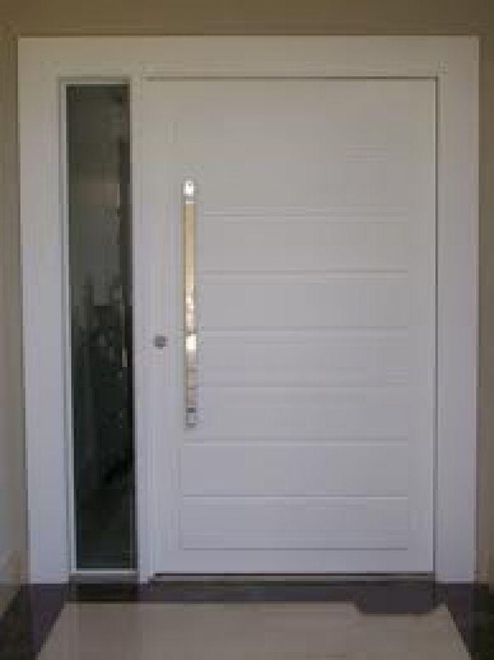 Porta pivotante frisada blindada resistente umidade for Porta 1 20