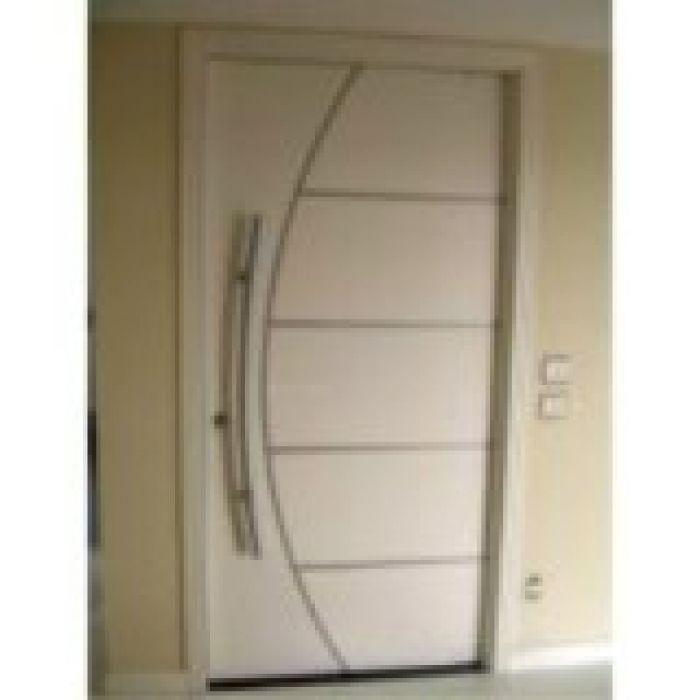 Porta pivotante frisada pre acabada branca preta jequitiba for Porta 1 20