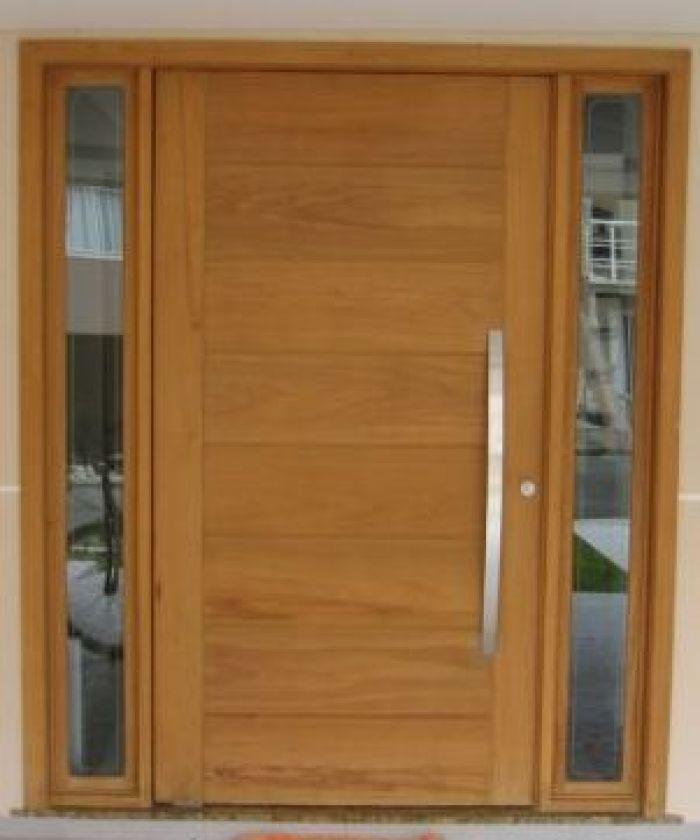 Porta externa globeleza 4 ou 6 frisos solida duracon base for Porta 1 20